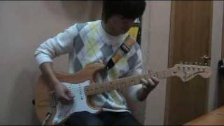 "Гурин Дмитрий - solo ""Love Don't Mean a Thing"" by R.Blackmore"