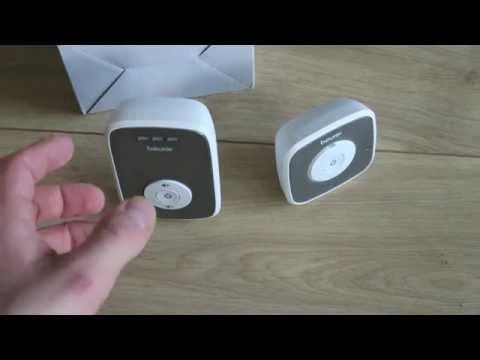 Beurer Babyphone BY33 - Unpacking und erster Test