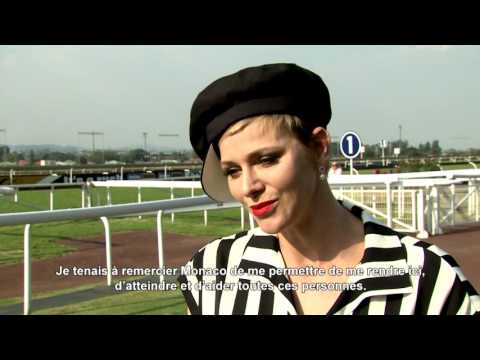 Princess Charlene Ladies Race Day