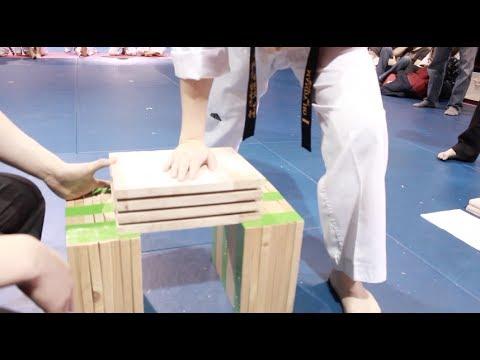 Amazing Taekwondo Black Belt Testing 2016 - YouTube