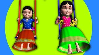 Chitti Chelli | Bujji Papa | Chinnari Telugu Rhymes for Childrens | Baby Songs