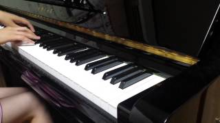 ピアノジブリ『アシタカとサン』(もののけ姫)