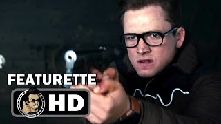 KINGSMAN 2: THE GOLDEN CIRCLE Featurette - Statesman Whiskey (2017) Channing Tatum Action Movie HD