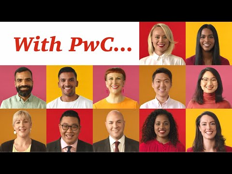 What will you create with PwC?