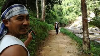 preview picture of video 'บรรยากาศ น้ำตกคลองจัง อ.นาบอน จ.นครศรีธรรมราช'