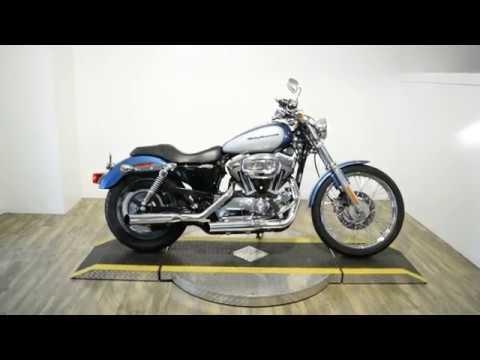 2006 Harley-Davidson Sportster® 1200 Custom in Wauconda, Illinois