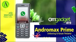 cara menggunakan whatsapp di andromax prime - ฟรีวิดีโอ