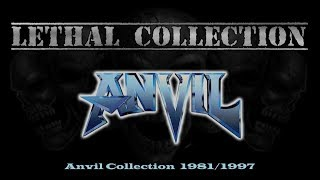 Anvil Collection 1981/1997 (The Best/With Lyrics)