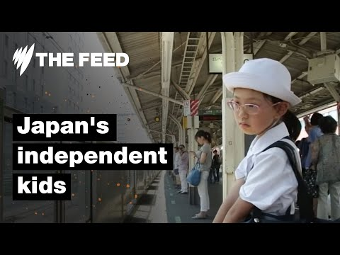 Japan's independent kids