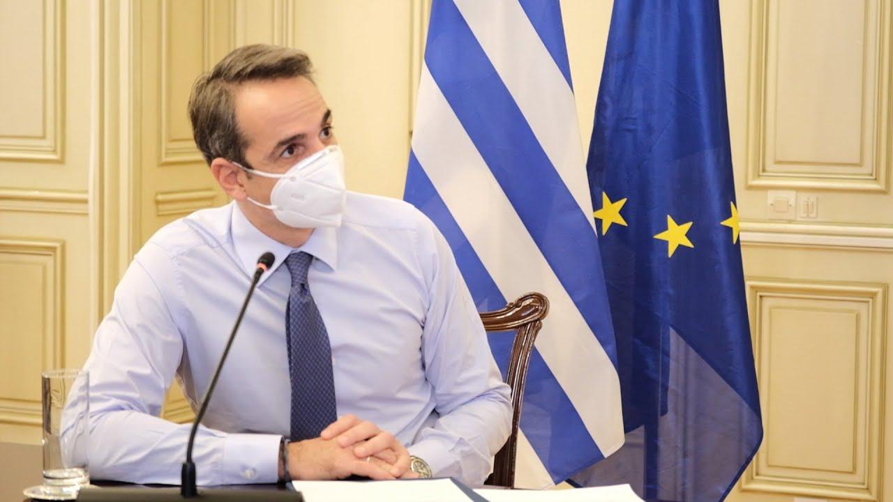 Κυρ. Μητσοτάκης: Η καθημερινή δυνατότητα εμβολιασμού θα αυξηθεί από 5.000 περίπου στις 8.000