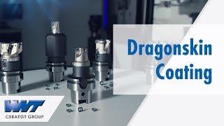 WNT präsentiert Fräser mit der innovativen Dragonskin-Beschichtungstechnologie