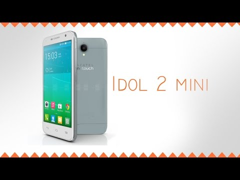 Обзор Alcatel One Touch Idol 2 mini