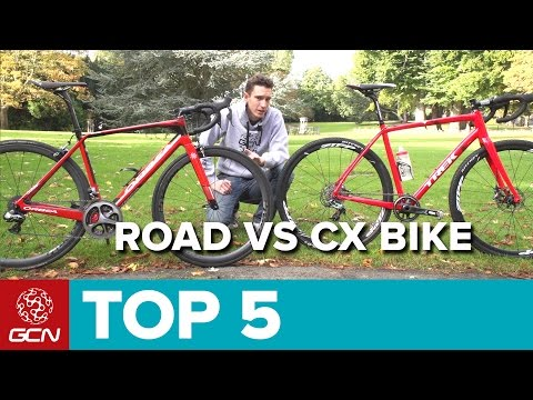 Road Bike Vs Cyclocross Bike – 5 Key Differences