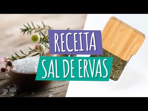 Imagem ilustrativa do vídeo: RECEITA DE SAL DE ERVAS |  Para substituir o sal