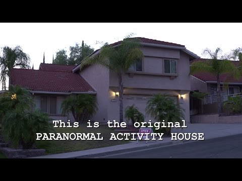 Paranormal Activity: The Ghost Dimension (Viral Video 'Haunted Open House Prank')