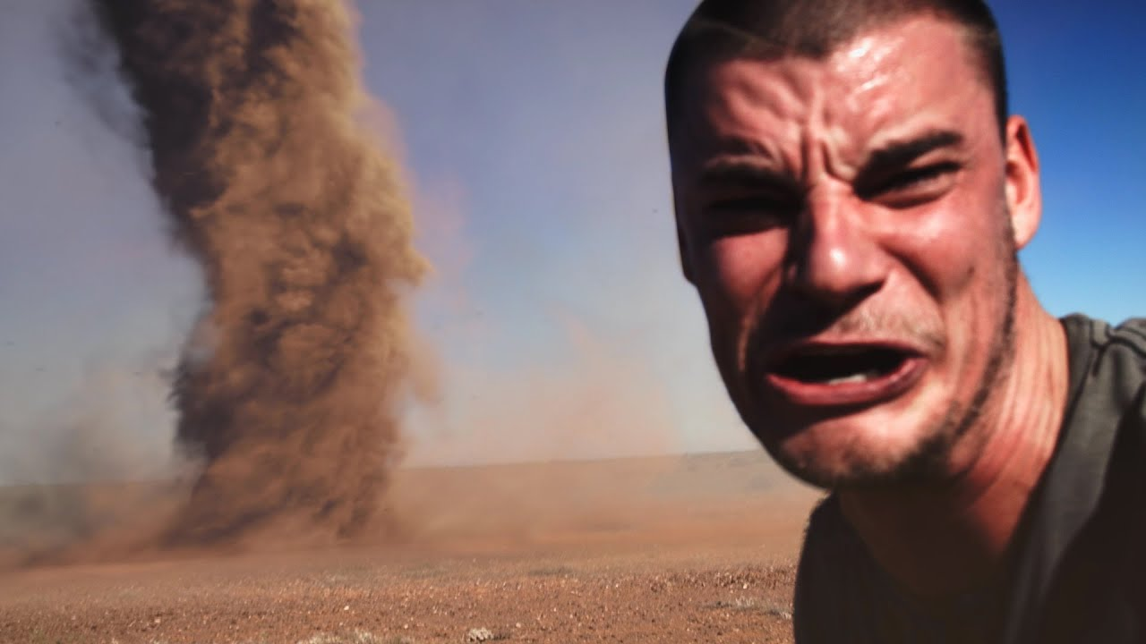The Australian Outback Tornado Selfie: Real Or Fake?