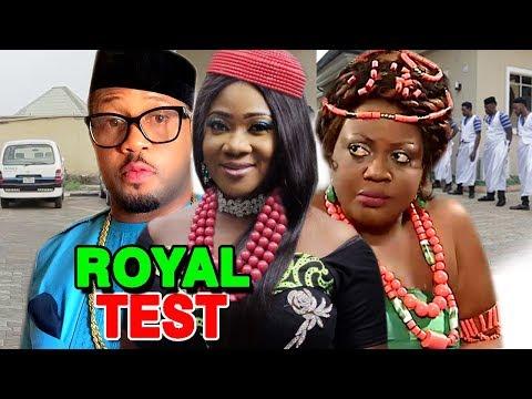 Mercy Johnson Hit Movie ''ROYAL TEST'' Season 1&2 - 2019 Latest Nigerian Nollywood Movie