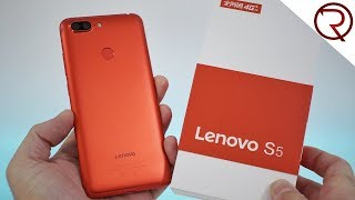 Lenovo S5 Unboxing & Benchmark Results - Android 8.0, Snapdragon 625