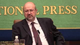 ランベルト・ザニエル欧州安全保障協力機構OSCE事務総長2014.6.16