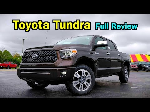 2019 Toyota Tundra: FULL REVIEW | A True Truck with Bulletproof Reliability