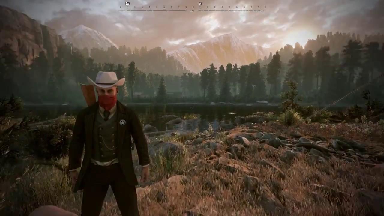 Trailer di Wild West Online
