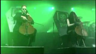 Apocalyptica - Master of Puppets