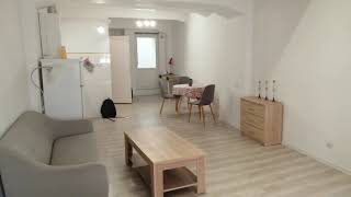 Apartment for rent in the center of Cluj-Napoca, near the University of Medicine and Pharmacy and Babeș-Bolyai University Video