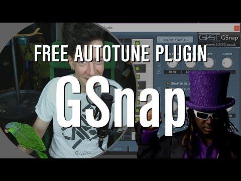 GVST Plugins | Download VST Plugins For Audacity | Audacity Song