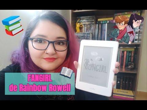 Resenha de Fangirl, de Rainbow Rowell