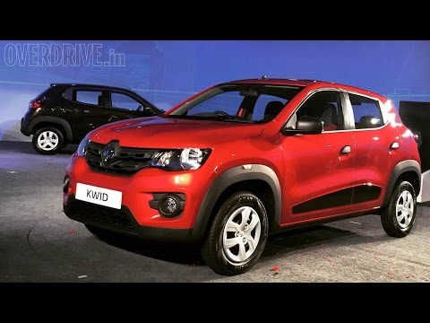 First Look: Renault Kwid
