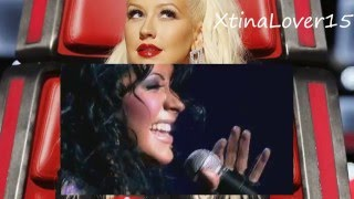 Christina Aguilera - [STRIPPED TOUR] 3. Get Mine Get Yours