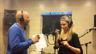Where Is The Love, vocals Jantine & Delano, cover