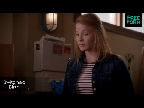 Switched at Birth 3.13 (Clip 'Daphne & Campbell')