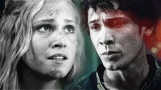 The 100 / The Hundred / Сотня, Bellamy & Clarke | The Beat That My Heart Skips