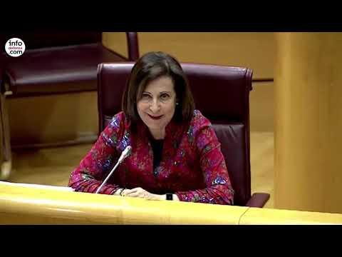 Comparecencia de Robles ante la Comisión de Defensa completa