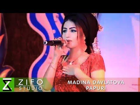 Мадина Давлатова - Папури (Клипхои Точики 2018)