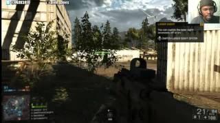 Battlefield 4 Next Gen - SERIES GOALS? | PS4 Next Gen Gameplay