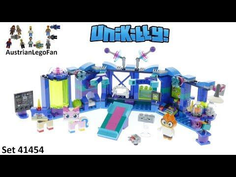 Vidéo LEGO Unikitty 41454 : Le laboratoire de Dr Fox