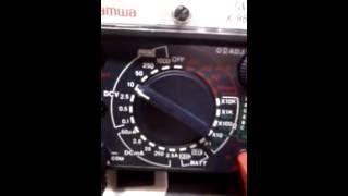 Video Điện tử căn bản (Phần 1 Cách dùng đồng hồ đo VOM)