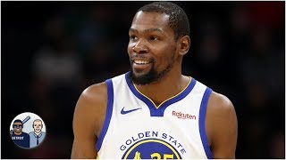 Should Kevin Durant leave the Warriors in free agency?   Jalen & Jacoby
