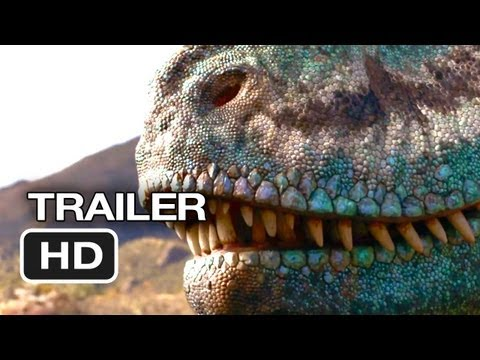 Walking With Dinosaurs Commercial