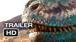 Walking With Dinosaurs 3D Official Trailer #1 (2013)   CGI Movie HD