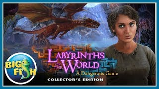 Labyrinths of the World: A Dangerous Game Collector's Edition video