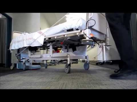 2013 EVO MOVER HOSPITAL BED MOVER