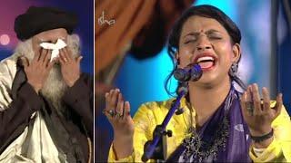 Ananya Bhat Outstanding Performance | Sojugada Sooju Mallige Song | Sadhguru