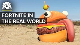 Fortnite Season 5 In Real Life