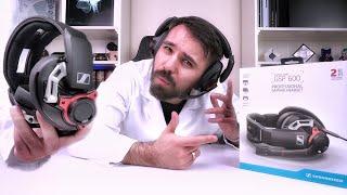 Erlaubter Vorteil beim Spielen? Abschirmung für alle Plattformen - Sennheiser GSP 600 Gaming-Headset