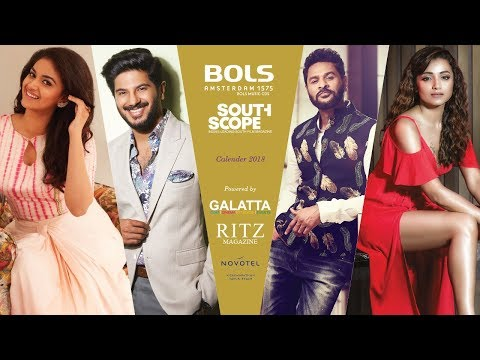The Bols SouthScope 2018 Calendar success party at Vizag