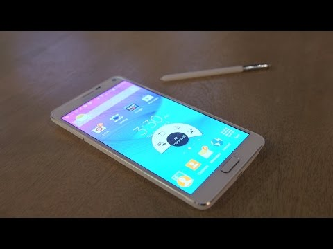 Samsung Galaxy Note 4 Hands On | Mashable