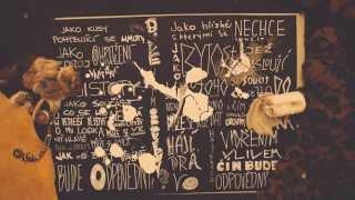 Video ION AT AN - Součástí [lyric video]
